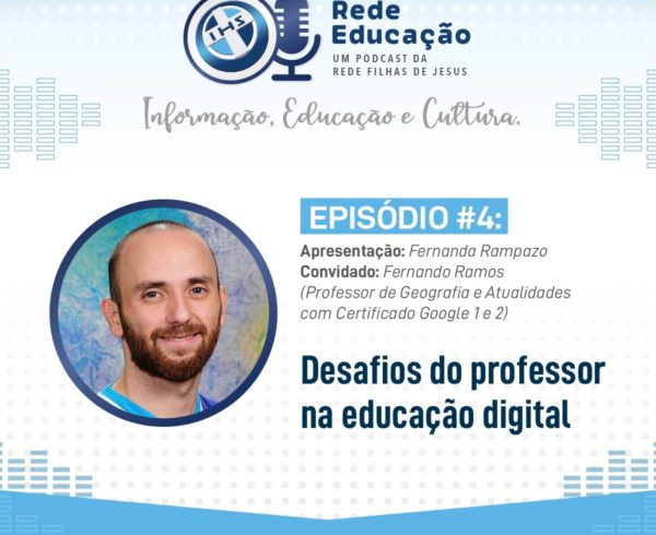 Podcast Rede Educação